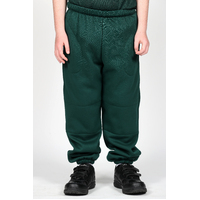 Fleecy Trackpant Bottle Green