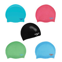 Speedo Junior Moulded Silicone Cap