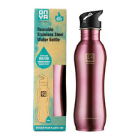 Drink Bottle 750ml Pink