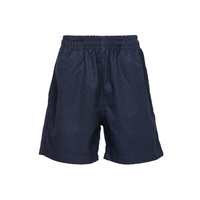 Rugger Style School Short Navy