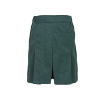 School Culottes (Stubbies Style) - Bottle Green